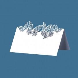 10 Tarjetas con Mariposas 9,2 x 5,7 cm