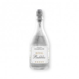 24 Botellas Champagne con Burbujas