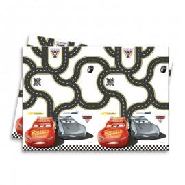 Mantel Plástico Cars 3 120 x 180 cm