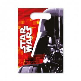 6 Bolsitas para Chuches Star Wars