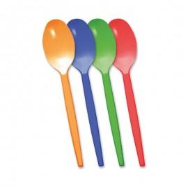 15 Cucharas de Plástico