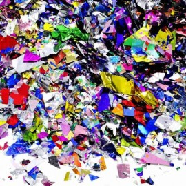 Confeti Metalizado