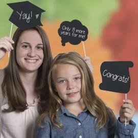 8 Carteles de Pizarra para Graduación