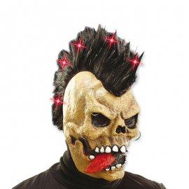 Máscara con Cresta Luminosa