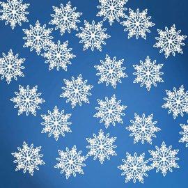 Confeti de Copos de Nieve