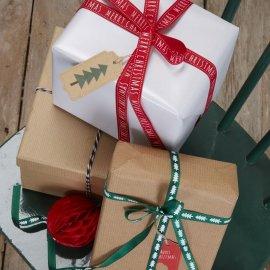 4 Cintas Navideñas