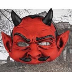 Máscaras de Diablo