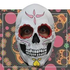 Máscara Catrina