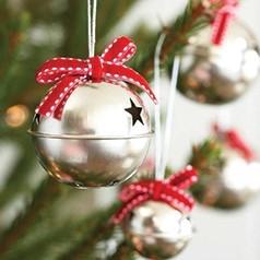 Cascabeles de Navidad