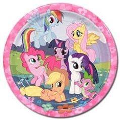 Cumpleaños My Little Pony