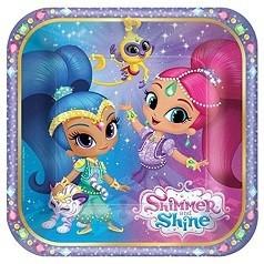 Cumpleaños Shimmer y Shine