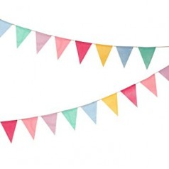 Banderines Triangulares