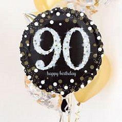 90 cumpleaños