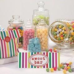 candy bar cumpleaos