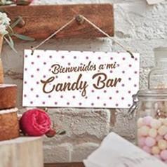 Accesorios Candy Bar