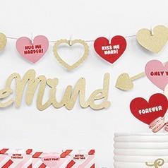 Guirnaldas San Valentin