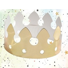 Corona de Papel