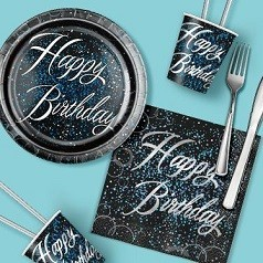 Menaje Cumpleaños