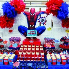 Candy Bar Spiderman
