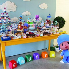 Candy Bar Pocoyo