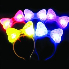 Diademas Led