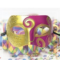 Caretas de Carnaval