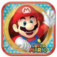 Cumpleaños Mario Bros