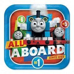 Cumpleaños Thomas y sus amigos
