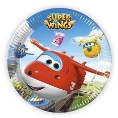 Cumpleaños Super Wings