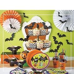 Cumpleaños Halloween