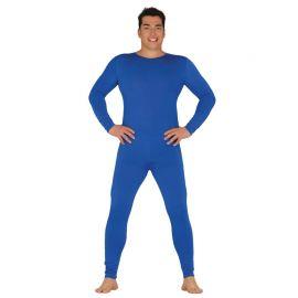 Disfraz con Maillot para Hombre Azul