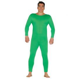 Disfraz con Maillot para Hombre Verde