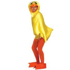 Disfraz de Patito de Bañera para Adulto Amarillo