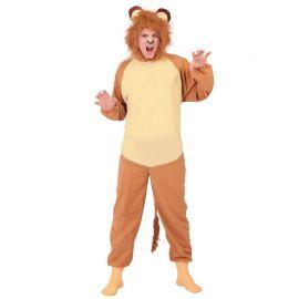 Disfraz de León para Adulto Rey de la Selva