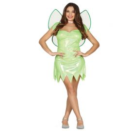 Disfraz de Magic Fairy para Mujer con Alas