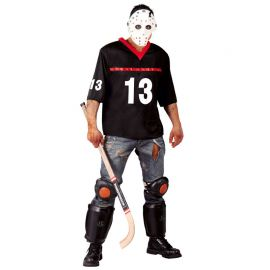 Disfraz de Jason Asesino para Hombre