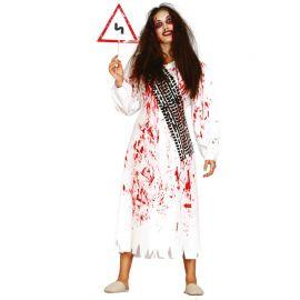 Disfraz de Fantasma de la curva para Mujer