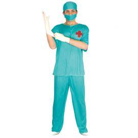 Disfraz de Médico de Cirugía para Hombre