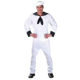 Disfraz de Marinero para Hombre Náutico