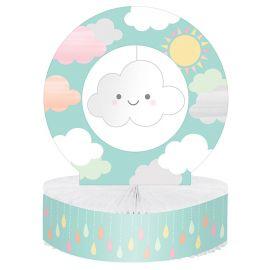 Centro de Mesa Nubes
