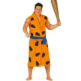 Disfraz de Troglodita Hombre Naranja