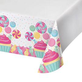 Mantel Candy 2,23 x 1,21 m