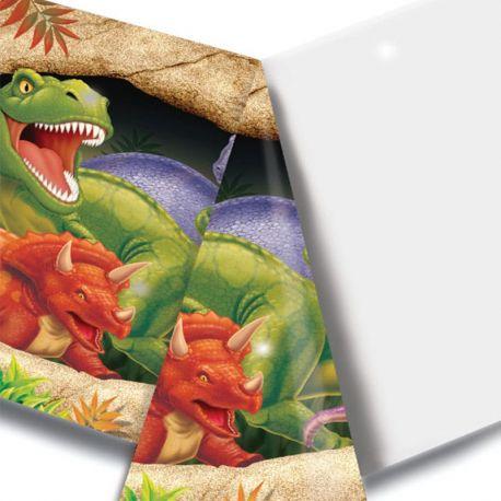 Mantel Dinosaurios 2,74 x 1,37 m