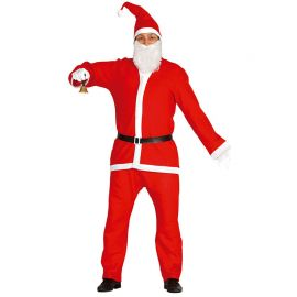 Disfraz de Papá Noel para Hombre Clásico