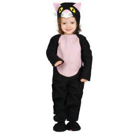 Disfraz de Gato para Bebé Nocturno