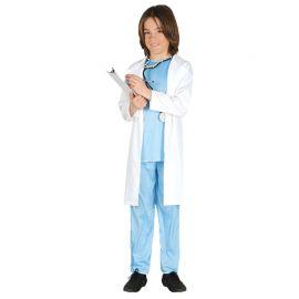 Disfraz de Cirujano para Niño Auxiliar
