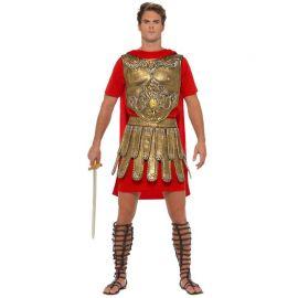 Disfraz de Gladiador Romano para Hombre con Túnica