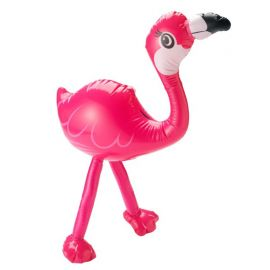Complemento de Flamenco Inflable Rosa
