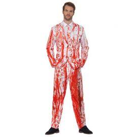 Disfraz de Traje Sangriento para Hombre Blanco