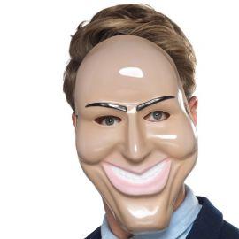 Máscara de Asesino Sonriente para Adulto